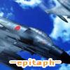 Flying'OZオリジナル携帯用壁紙横型-epitaph-