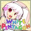 White Pentagon