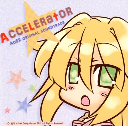 Accelerator-AoS2 original sound track-の画像