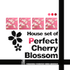 "House set of ""Perfect Cherry Blossom"" 〜 Ayakashi set"