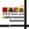 "House set of ""Subterranean Animism"" 〜 Chireiden set"