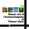 "House set of ""Phantasmagoria of Flower View"" ~ Muenzuka set"