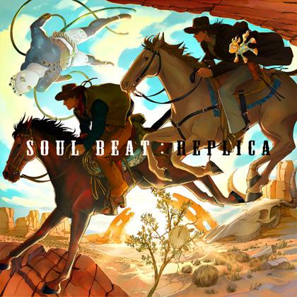 Soul Beat_Replica [Album]の画像