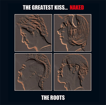 THE GREATEST KISS...NAKEDの画像