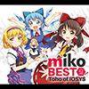 miko BEST Toho of IOSYS