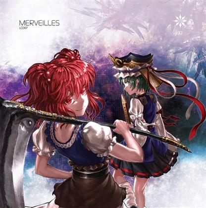 MERVEILLESの画像