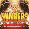 NUMBERS!! -Do you like Upper Cut?? 3!!-