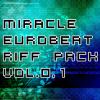 【EUROBEAT制作支援】MiracleEurobeat RiffPack Vol.0.1