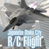 Japanese Otaku City R/C Flight for Macintosh