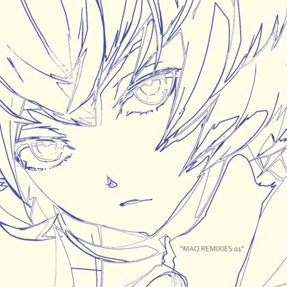 魔Q少女M∀STERあらしZリミックスコンピレーション1 『MAQ REMIXIES 01』の画像