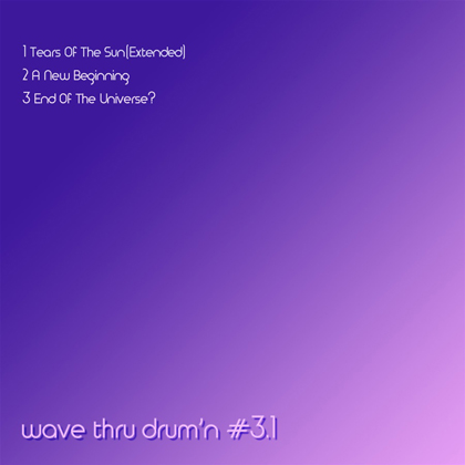 wave thru drum'n #3.1の画像