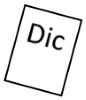 元素専用辞書
