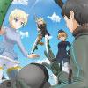 ストライクウィッチーズValkyrie Lovers Break the Sky #1