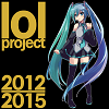 lol project 2012-2015