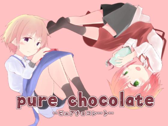 ピュアチョコレートの画像