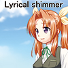 Lyrical shimmer
