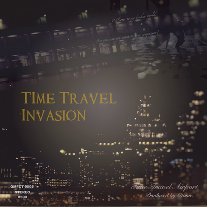 Time Travel Invasionの画像