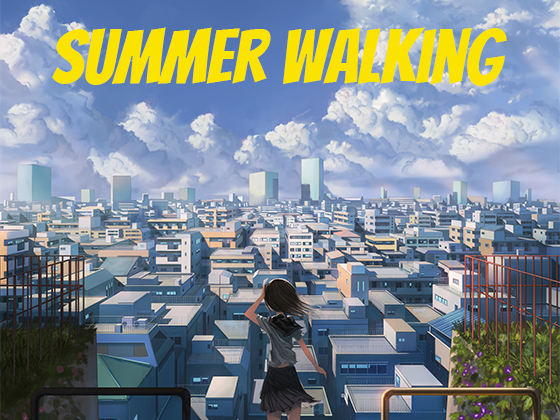 Summer Walkingの画像