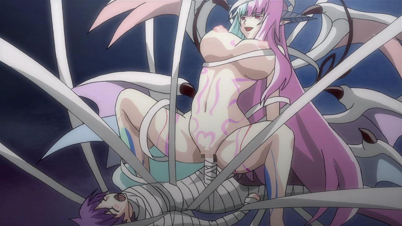 もんむす・くえすと! #2「魅凪(みなぎ)・バビロンの大淫婦」